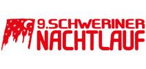 Logo 9. Schweriner Nachtlauf